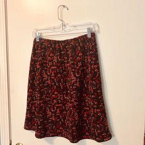 Dresses & Skirts - ⭐️ Vintage Chiffon Midi Skirt